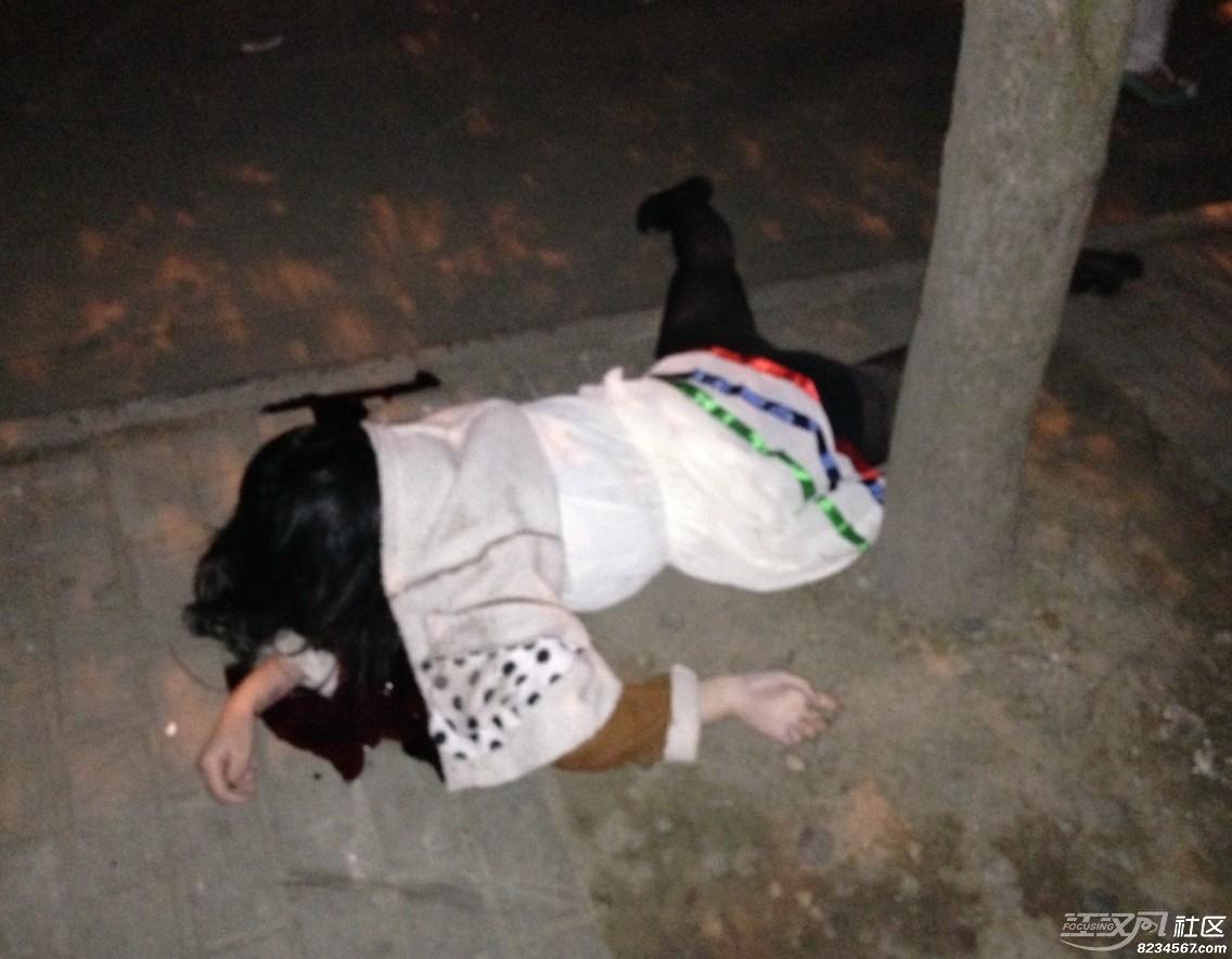 20岁少女被撞身亡肇事者逃逸