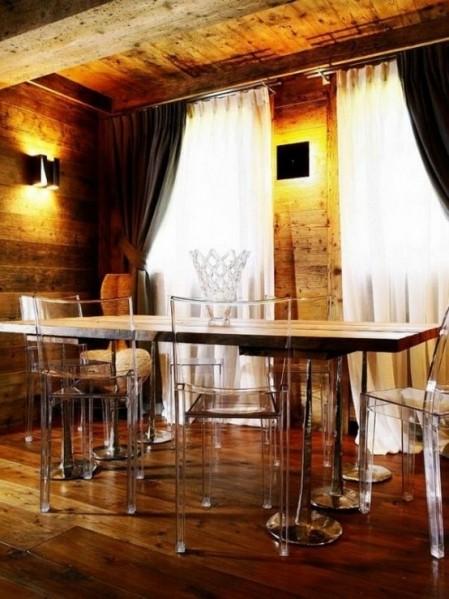 小木屋餐厅设计