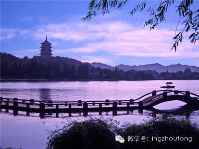 杭州景点有西湖,西溪,千岛湖,拱宸桥,广济桥,钱塘江.