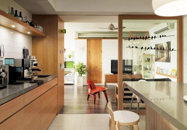 阳光屋工作室 室内设计师沈佩仪的家