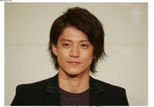 日本男星小栗旬疑患性爱成瘾症 揭娱乐圈明星