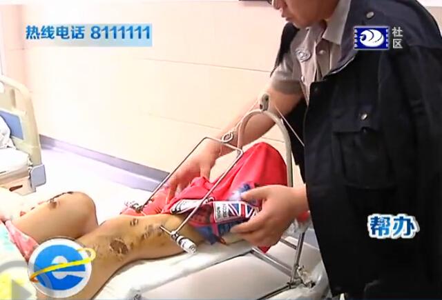 18岁少女遭遇车祸 肇事方拖欠医药费荆州新闻网