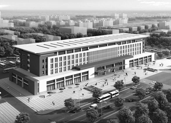 沙市长途客运站改扩建工程完工,监利客运中心站,石首客运中心站建成并
