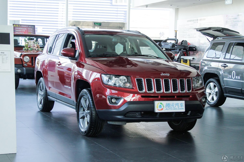 北京 jeep指南者最高优惠3万元高清图片