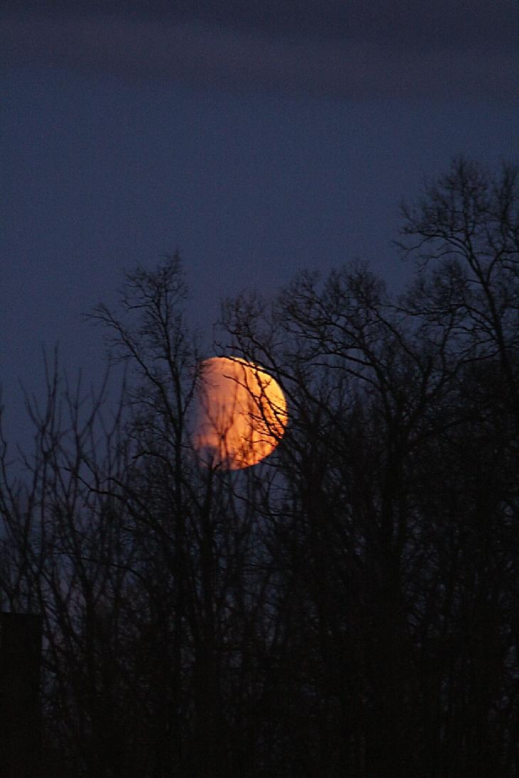 """精彩的""""月全食""""天象奇观4月4日再度登场,这是我国2018年"""