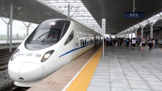 沪昆高铁6月底开通 荆州市民到贵阳只需6个小时