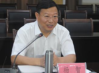 杨智调研荆州市水利防汛工作