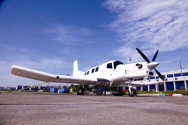 机场增加一架新飞机 迎来新一轮的升级换代—荆州