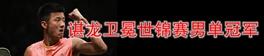 谌龙成功卫冕羽毛球世锦赛男单冠军