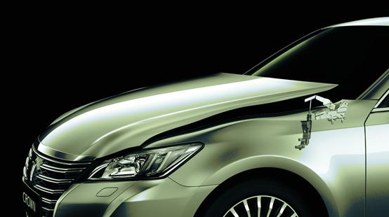 一汽丰田皇冠2.5L新增车型 售25.48万元起高清图片