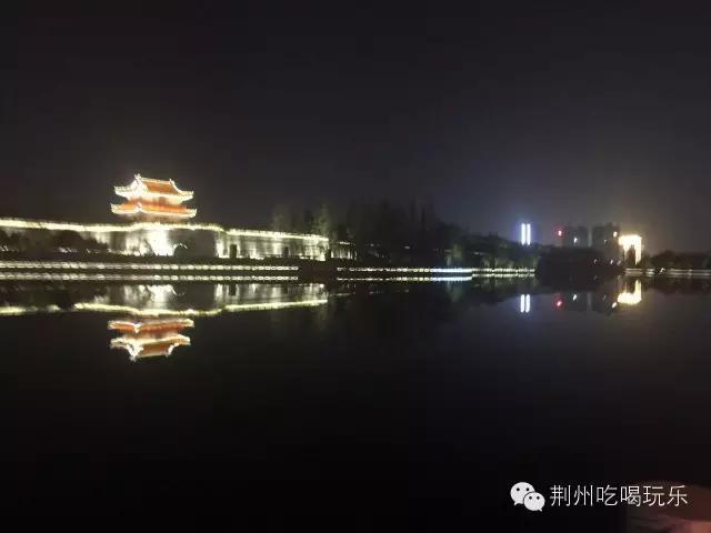 不看不知道 荆州的春天竟然那么美,外地人看醉了