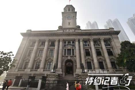特约记者行:浏览武汉老建筑图片