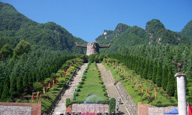 天林风景小区图