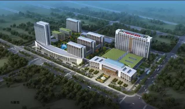 荆北新区32亩旺地出让 紧邻市中心医院和荆州中学