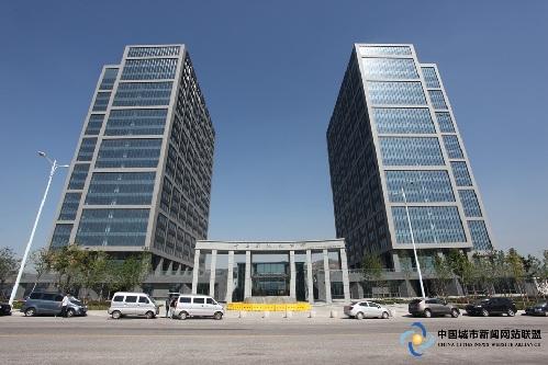 青岛国际创客社区建设进展迅速,巨峰创业大厦,侨商创客谷,如是邦文