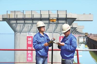 聚焦蒙华铁路荆州段:施工与环保同步