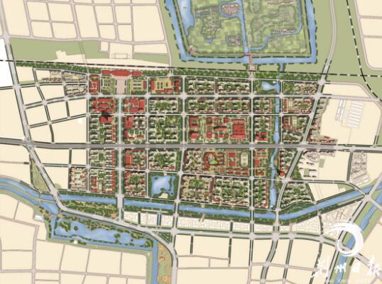 荆北片区城市设计
