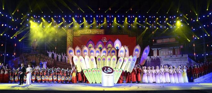 荆楚文化旅游节开幕式 视频回放