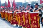 特约记者行:20年前荆州万人空巷
