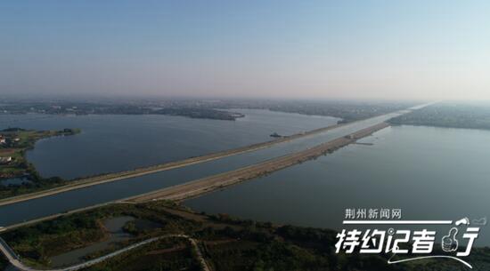 荆州秋天风景 片