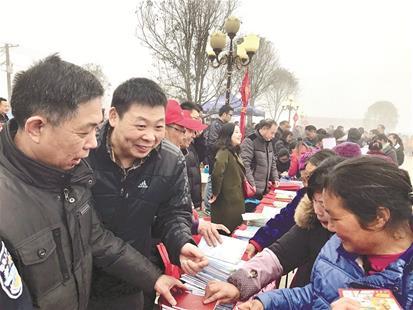 荆州打造半小时法律援助服务圈 11年挽回损失近6亿