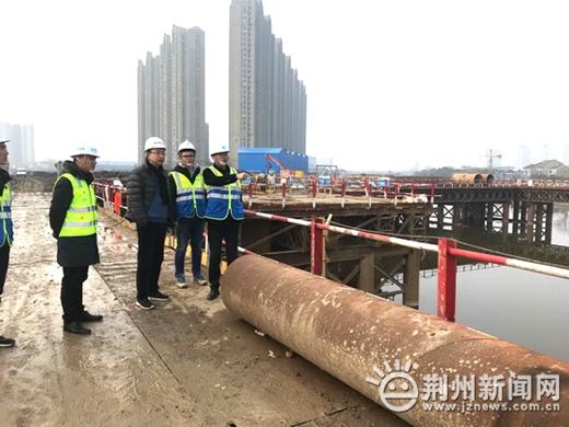 闭环销号 荆州整改督办138项在建施工项目安全隐患