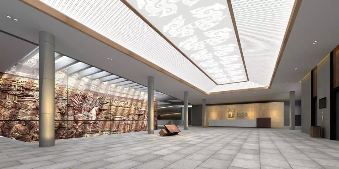 楚王车马阵景区二期工程建设正酣 将增考古体验区