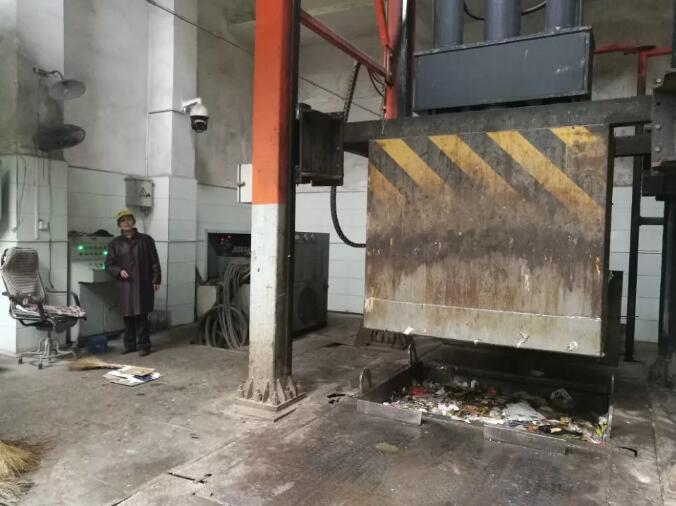 告别异味!荆州城区25个垃圾中转站启动除臭系统