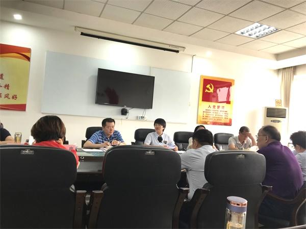 荆州区召开驻村工作领导小组2019年第二季度工作会议