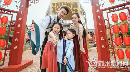 官宣!荆州方特东方神画9月12日盛大开园