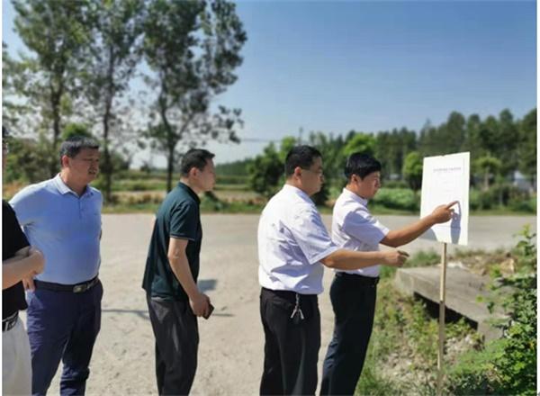 菱角湖管理区公路规划建设:因地制宜 科学规划