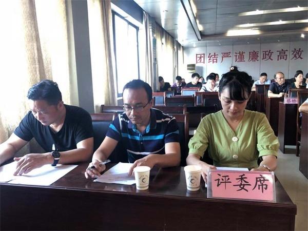 """荆州区马山镇""""红色广播员""""选拨赛开始啦"""