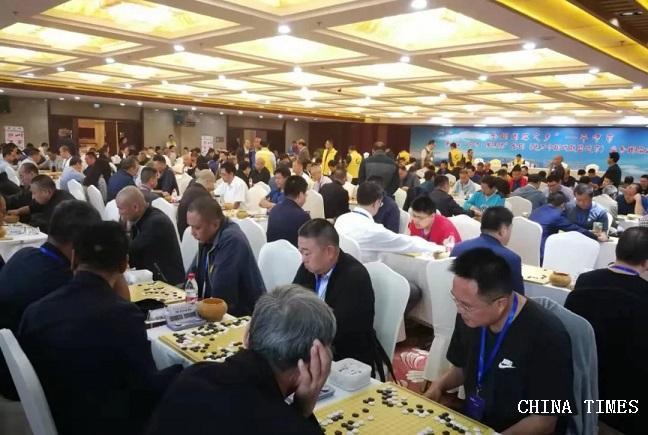 第五届全国城市业余围棋邀请赛落幕 荆州队获第8名
