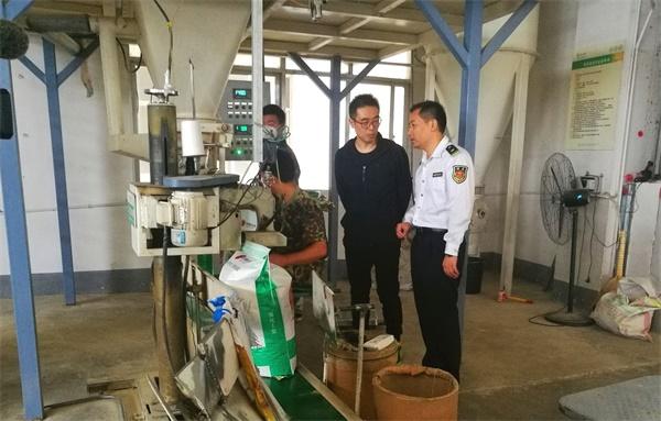荆州区开展节后企业复工复产大检查 确保安全生产