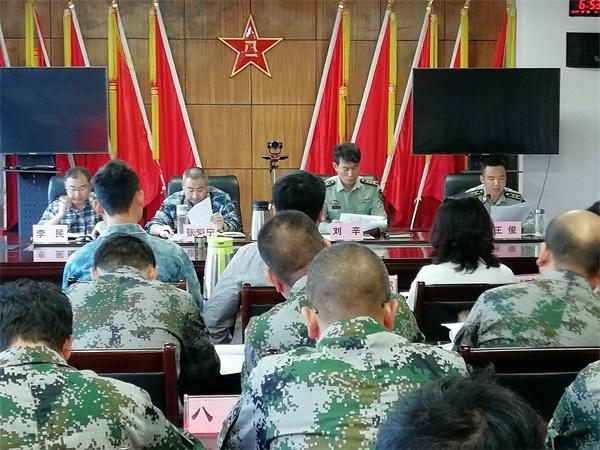 荆州区启动深化民兵调整改革检查考评工作