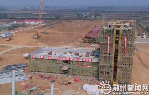 最新进展!荆州机场航站楼项目进入收官冲刺阶段