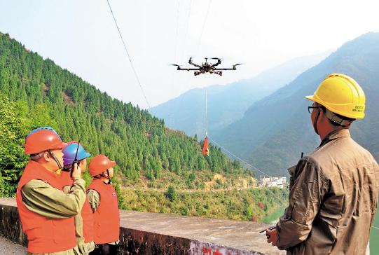 湖北省提前完成新一轮农网改造升级任务