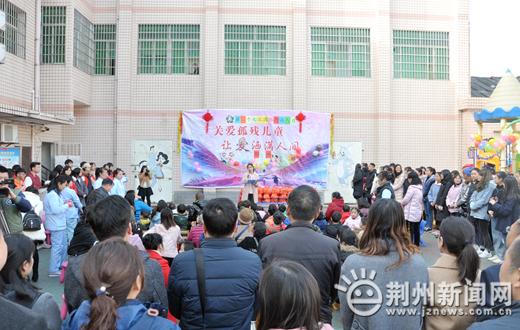 这42位学员走进荆州市儿童自闭症康复中心,只为……