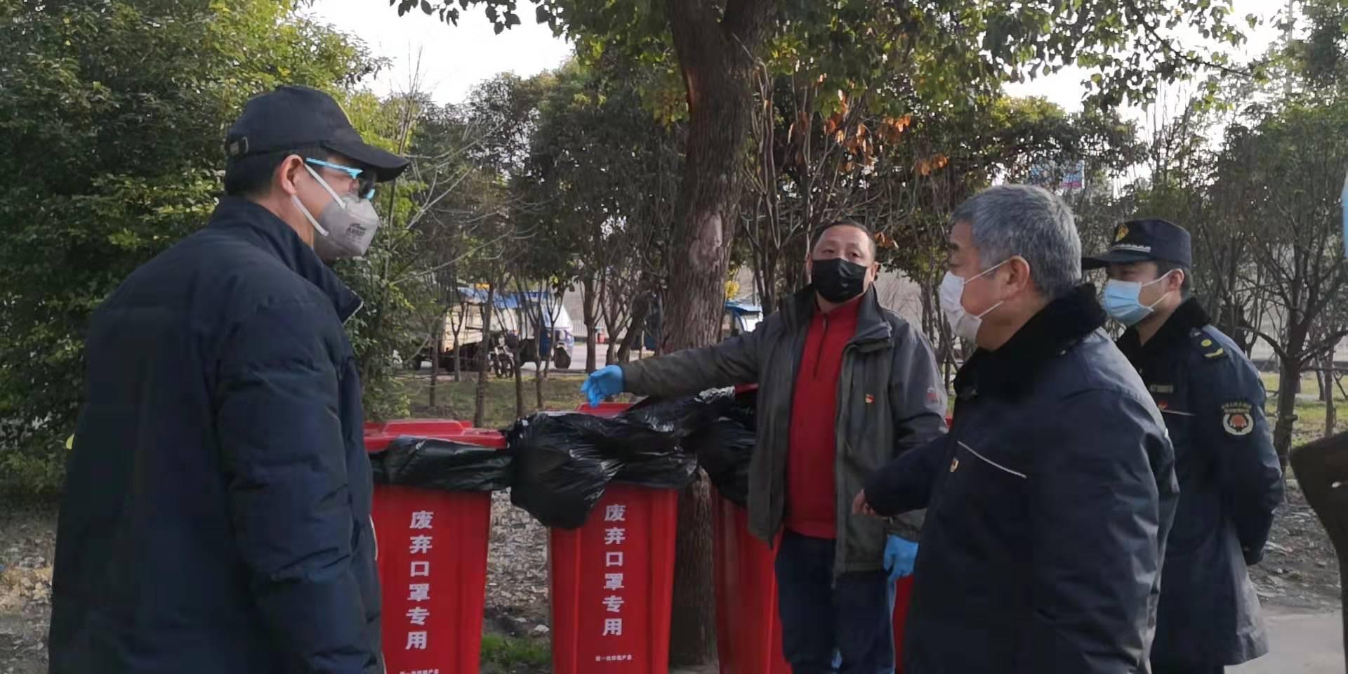 大疫面前勇担当――记市城管委党组成员、副主任董武松