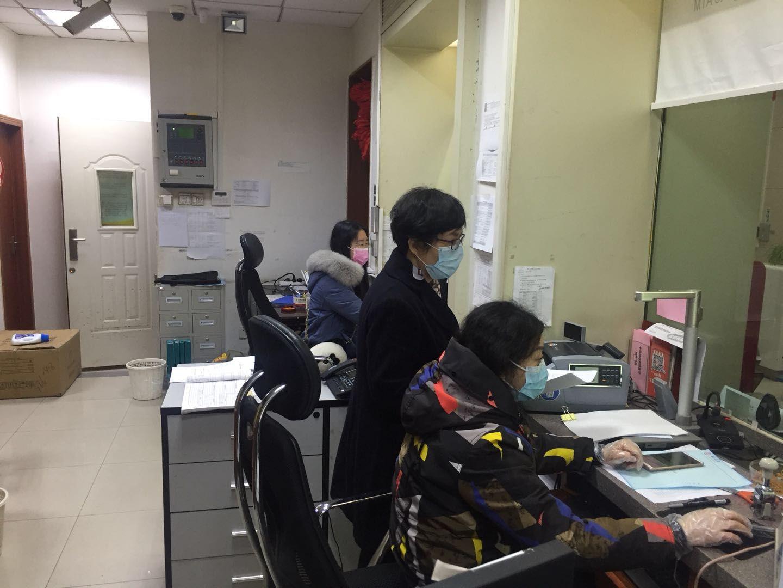 中国银行荆州分行战疫情 提供有温度服务