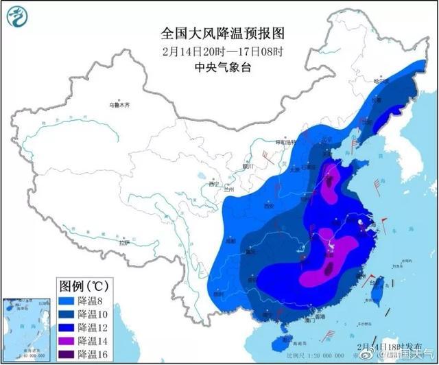 雨雪大风齐至,今年武汉首场寒潮杀到,他们连夜做了这件事……