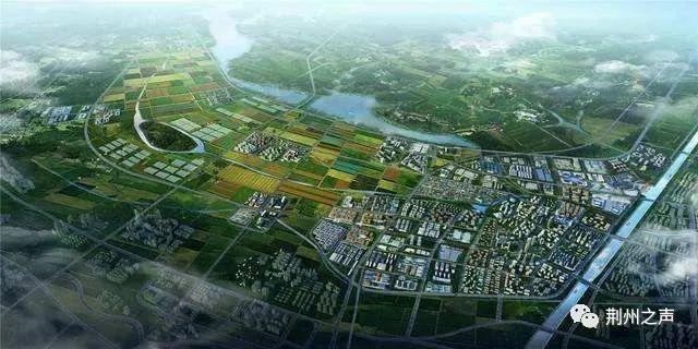 图:华中农高区规划图