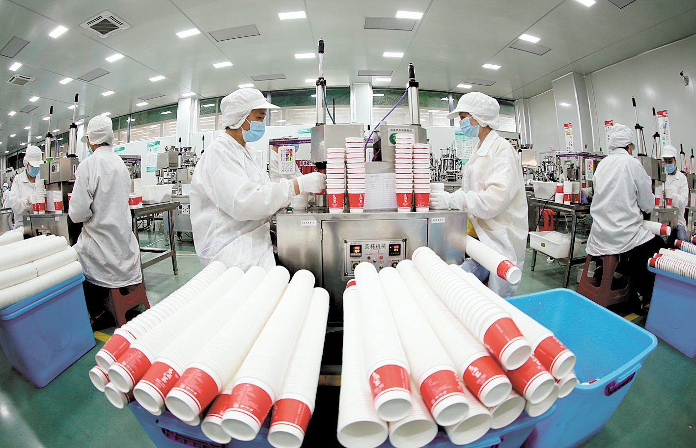 拥有60项创新型专利 荆州茶产品出口至30多个国家