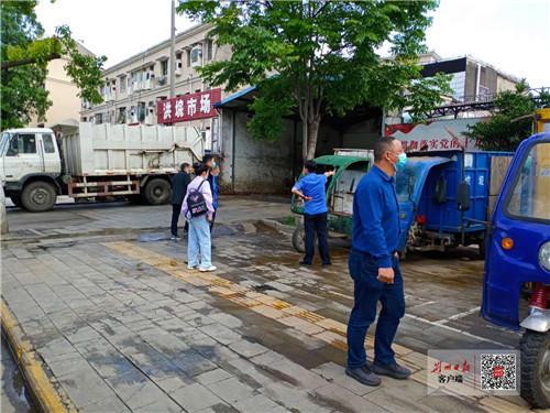 分片区、一对一……沙市区内垃圾中转运行方式调整