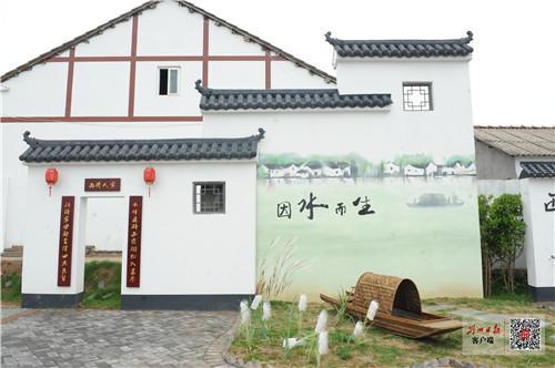 党建引领乡贤助力 公安县寿祠桥村有了新变化!