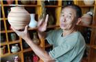 特约记者行:松滋有座陶艺制作旅游村