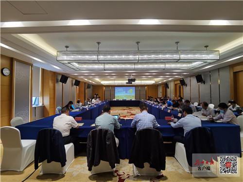 荆州市顺利通过创建国家节水型城市现场考核